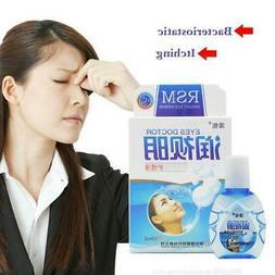 10ml Relaxing Eye Drops Relief Eye Drying Anti-eye Fatigue F