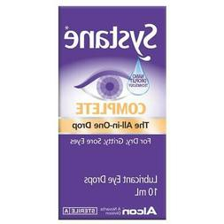 10ml SYSTANE COMPLETE EYE DROPS THE ALL IN ONE LUBRICANT FOR