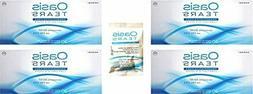 125 Vials Oasis TEARS Preservative-Free Lubricant Eye Drops