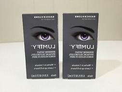 """2 New Boxed Bausch & Lomb """"Lumify"""" Redness Reliever Eye Drop"""