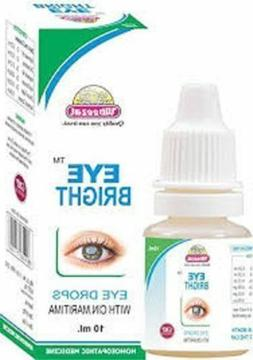 2 PACK Wheezal Eyebright Eye Drops 10 ml from india