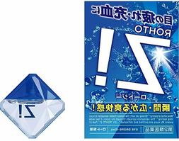 【2pack】Rohto Z! b Eye Drops Cool Level8  12ml Made in Ja
