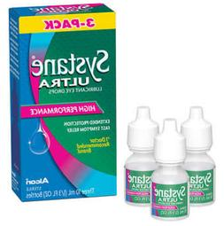 30 ml Systane ULTRA Lubricant Eye Drops 3 x 10 ML #1 Dr Reco