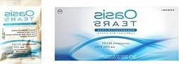 35 Vials Oasis TEARS Preservative-Free Lubricant Eye Drops
