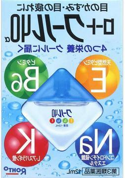 5 set Rohto COOL 40α ALPHA Vitamin Eye Drops 12ml Japan F/S