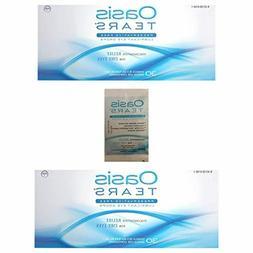 65 Vials Oasis TEARS Preservative-Free Lubricant Eye Drops