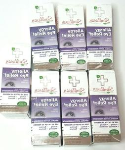 7 Similasan Allergy Eye Relief Sterile Eye Drops Itch Relief