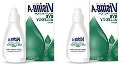 Visine-A Multi-Action Eye Allergy Relief, 0.5 oz