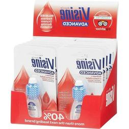 Visine Advanced Relief Eye Drops, 0.28 oz, 2X, 4X, 6X, 8X, 1