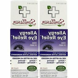 Similasan Allergy Eye Relief Eye Drops 0.33 Ounce Bottle, fo