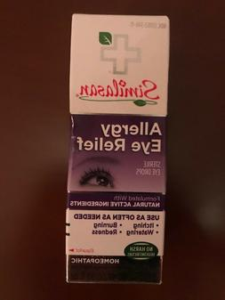 Similasan Allergy Eye Relief Sterile Eye Drops 0.33 oz,  EXP