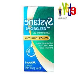 Systane Anytime Protection Lubricating Gel Eye Drops For Dry