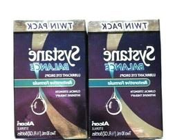 Systane Balance Lubricant Eye Drops, 10ml x4 Restorative For