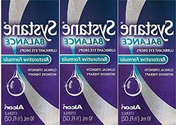 Systane Balance Lubricant Eye Drops, Restorative Formula, 10