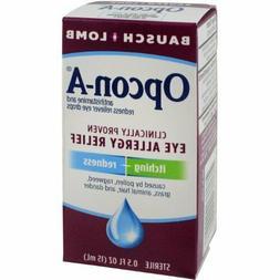 Bausch & Lomb/Opcon-A Eye Drops 15 ml