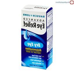 Bausch + Lomb Advanced Eye Relief Dry Eye Rejuvenation Drops
