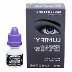 Bausch + Lomb Lumify Redness Reliever Eye Drops 0.25 fl oz