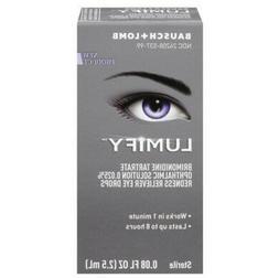 Bausch + Lomb Lumify Redness Reliever Eye Drops - 0.08 fl oz