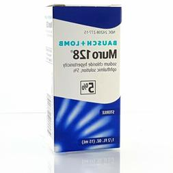 bausch lomb muro 128 solution 5 percent