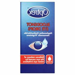 OPTREX Bloodshot Eye Drops 10ml - Relief Red ness From Dust