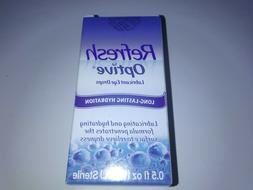 BRAND NEW!!! Refresh Optive Lubricant Eye Drops  sealed box