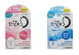 ROHTO C Cube Cool Contact Eye Drops 13ml + infiltrate Contac