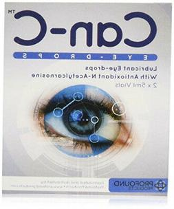 Can-C Eye Drops, Three Boxes: Contains Six