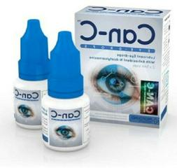 Can-C Lubricant Eye Drops with N-Acetylcarnosine 10ml - 2 Pa