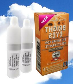 cataract eye drops for dogs and pets