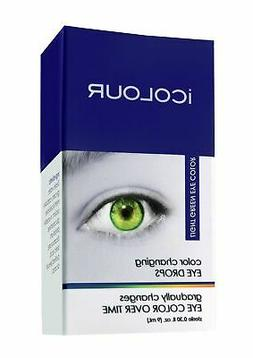 iCOLOUR Color Changing Eye Drops - Change Your Eye Color Nat