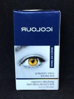 iCOLOUR Color Changing Eye Drops in HONEY - 0.30 Oz.