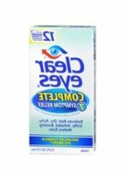 Clear Eyes Clear Eyes Complete 7 Symptom Relief Eye Drops, 0