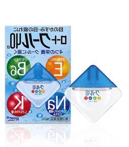 Rohto Cool 40a Alpha 12ml Vitamin Eye Drops Japan free ship