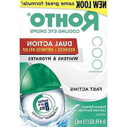 Rohto Cool Redness Relief Cooling Eye Drops