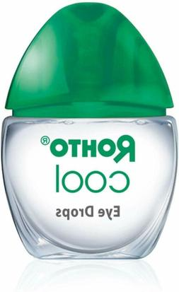 Rohto Cool The Original Cooling Redness Relief Eye Drops, 0.