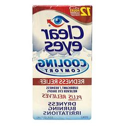 Clear Eyes Cooling Comfort- Redness Relief, 0.5 Ounce - Buy