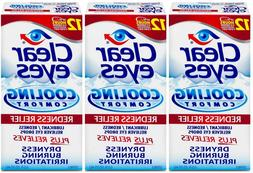 Clear Eyes | Cooling Comfort Redness Relief Eye Drops | 0.5