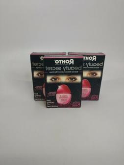 Rohto Cooling Eye Drops Beauty Secret 0.4 oz Lot Of 3 As Pic