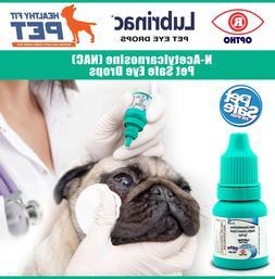 BEST Dog Cat Cataract Eye Drops: N-AcetylCarnosine NAC Carno