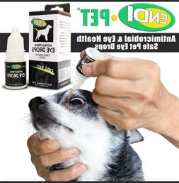 Dog Cat Pink Eye Drops Infection Conjunctivitis Dry Itch Red