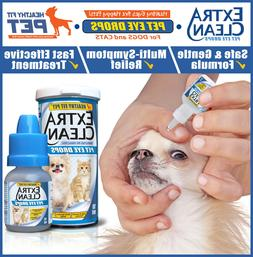 Best Dog Infection Conjunctivitis Pink Eye Drops Red Irritat