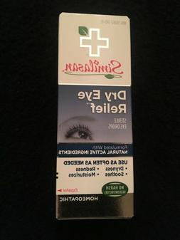 Similasan Dry Eye Relief Sterile Eye Drops-Expires: 10/2021