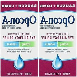 Bausch & Lomb/Opcon-A Eye Drops 15 ml