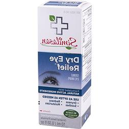 Similasan Dry Eye Relief Sterile Eye Drops 0.33 Ounce