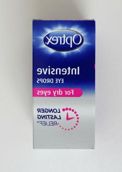 Optrex Eye Drops. For Tired & Itchy Eyes. Refreshes & Revita