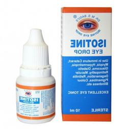 Isotine Eye Drops Pure Herbal and 100% Genuine & Trusted wor