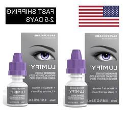 Lumify Eye Drops redness reliever 0.08 fl 2.5ml or 0.25fl 7.