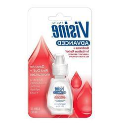 Visine Eye Drops, Advanced Redness Relief 0.28 fl oz