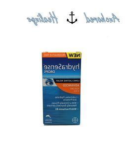 Hydrasense Gel Drops Advanced for Dry Eyes 2 Bottles 10ml ea