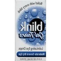 Blink Gel Tears Lubricating Eye Drops - Moderate to Severe -